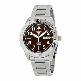Seiko SRP753 Series 5 Mens Automatic Watch