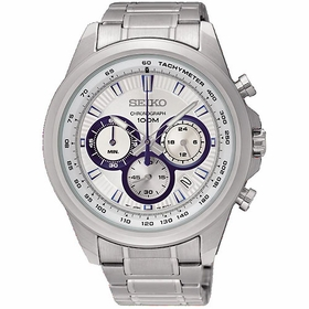 Seiko SSB239P1 Neo Sports Mens Chronograph Quartz Watch