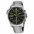 Seiko SSC093 Solar Mens Chronograph Solar-powered Quartz Watch