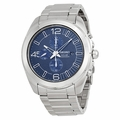 Seiko SSC201 Solar Chronograph Mens Chronograph Solar Quartz Watch