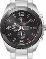 Seiko SSC215 Solar Chronograph Mens Chronograph Quartz Watch