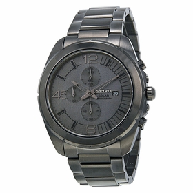 Seiko SSC235 Solar Mens Chronograph Quartz Watch