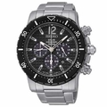 Seiko SSC245 Solar Mens Chronograph Solar Quartz Watch