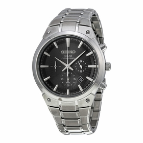 Seiko SSC317 Core Mens Chronograph Quartz Watch