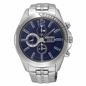 Seiko SSC381 Recraft Mens Chronograph Quartz Watch