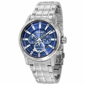 Seiko SSC387 Recraft Mens Chronograph Quartz Watch