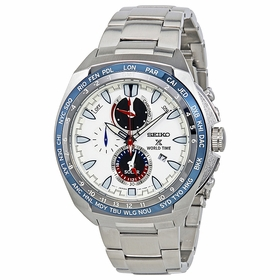 Seiko SSC485 Prospex Sea Mens Chronograph Solar Quartz Watch