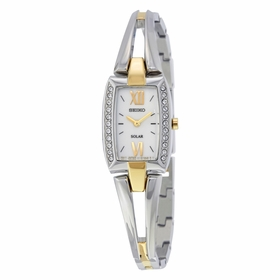 Seiko SUP084 Solar Ladies Quartz Watch