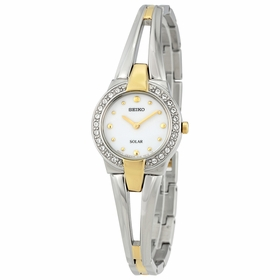 Seiko SUP206 Solar Ladies Quartz Watch