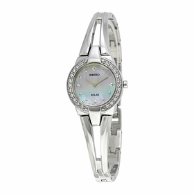 Seiko SUP231 Solar Tressia Ladies Quartz Watch