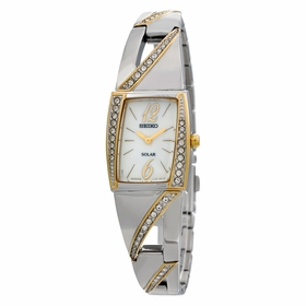 Seiko SUP246 Solar Ladies Quartz Watch