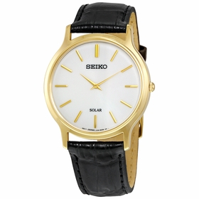 Seiko SUP872 Solar Mens Quartz Watch