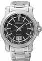 Seiko SUR015 Premier Mens Quartz Watch