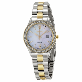 Seiko SUT074 Solar Ladies Quartz Watch