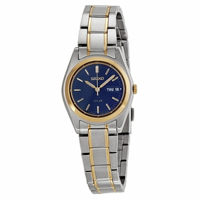 Seiko SUT110 Solar Ladies Quartz Watch