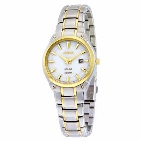 Seiko SUT128 Solar Ladies Quartz Watch