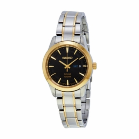 Seiko SUT166 Core Ladies Solar Quartz Watch