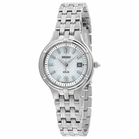 Seiko SUT217 Solar Ladies Quartz Watch