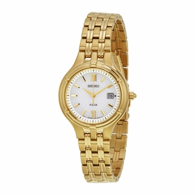Seiko SUT220 Core Ladies Solar Quartz Watch