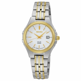 Seiko SUT222 Core Ladies Solar Quartz Watch