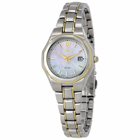 Seiko SUT226 Core Ladies Solar Quartz Watch