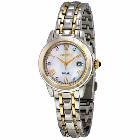 Seiko SUT244 Solar Le Grand Ladies Quartz Watch