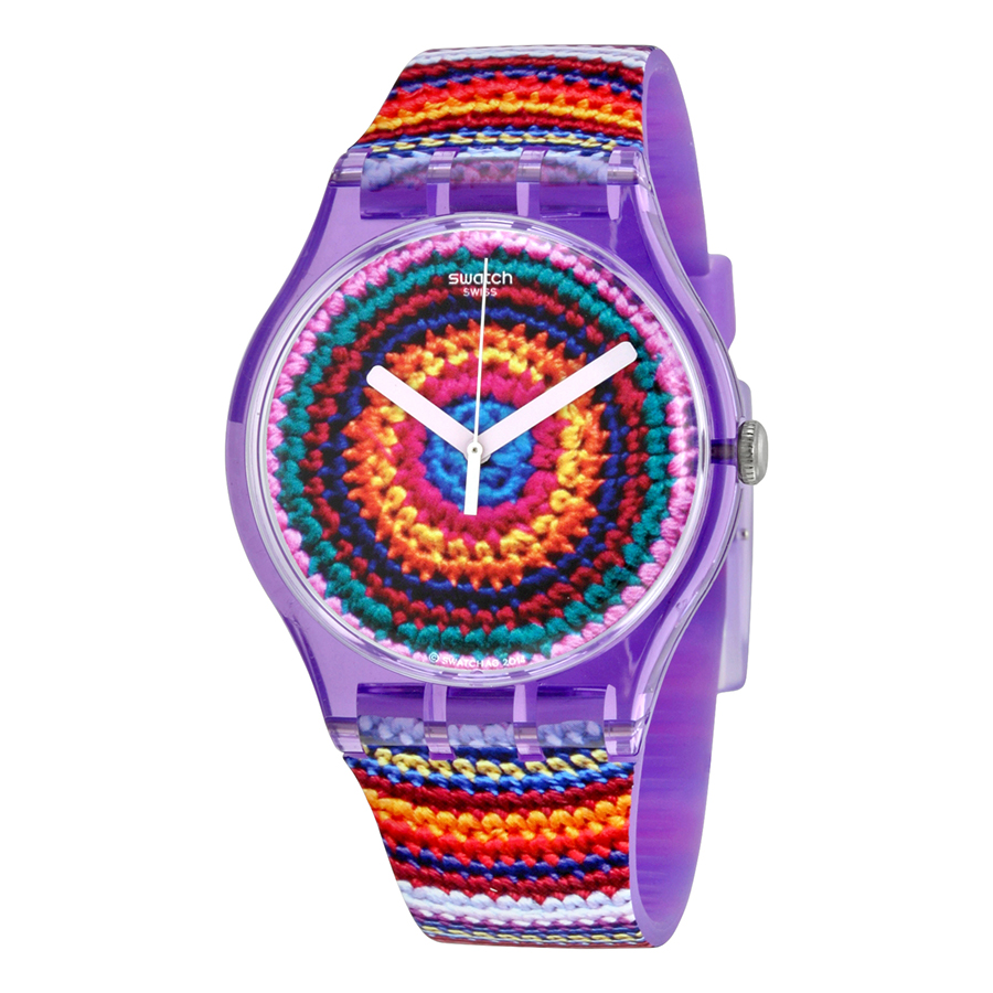 Swatch SUOV102 Originals Unisex Quartz Watch
