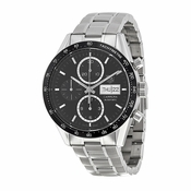 Tag Heuer CV201AG.BA0725 Carrera Mens Chronograph Automatic Watch