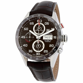 Tag Heuer CV2A1S.FC6236 Carrera Mens Chronograph Automatic Watch