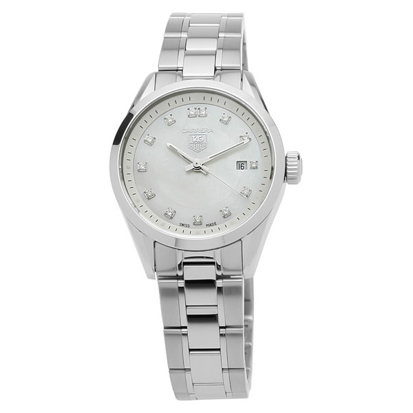 Tag Heuer WV1411.BA0793 Carrera Ladies Quartz Watch