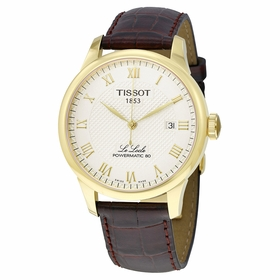 Tissot T0064073626300 Le Locle Powermatic 80 Mens Automatic Watch