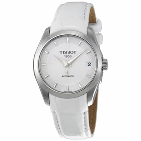 Tissot T035.207.16.011.00 Couturier Ladies Automatic Watch