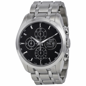 Tissot T035.614.11.051.00 Couturier Mens Chronograph Automatic Watch