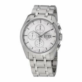 Tissot T0356141103100 Couturier Mens Chronograph Automatic Watch