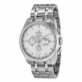 Tissot T0356271103100 Couturier Mens Chronograph Automatic Watch