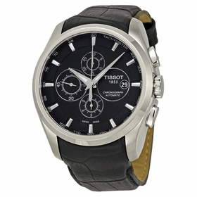 Tissot T0356271605100 Couturier Mens Chronograph Automatic Watch