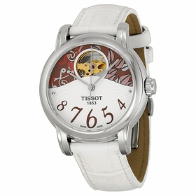 Tissot T0502071603700 T-Classic Collection Ladies Automatic Watch