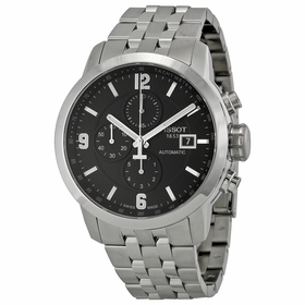 Tissot T0554271105700 PRC 200 Mens Chronograph Automatic Watch