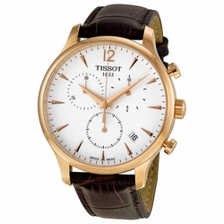 Tissot T0636173603700 Tradition Mens Chronograph Quartz Watch