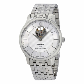 Tissot T0639071103800 Tradition Mens Automatic Watch