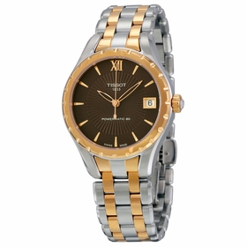 Tissot T072.207.22.298.00 Lady 80 Ladies Automatic Watch