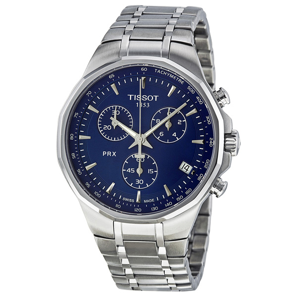 Tissot T0774171104100 PRX Mens Chronograph Quartz Watch