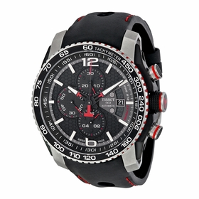 Tissot T0794272605700 PRS 516 Mens Chronograph Automatic Watch