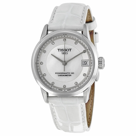 Tissot T0862081611600 Powermatic 80 Ladies Automatic Watch