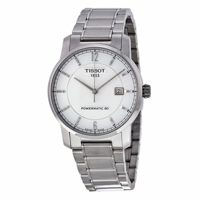 Tissot T0874074403700 T-Classic Collection Mens Automatic Watch