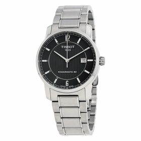 Tissot T0874074405700 T-Classic Collection Mens Automatic Watch