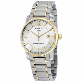 Tissot T0874075503700 T-Classic Collection Mens Automatic Watch