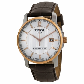 Tissot T0874075603700 T-Classic Collection Mens Automatic Watch