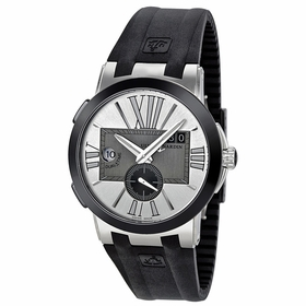 Ulysse Nardin 243-00-3/421 Executive Dual Time Mens Automatic Watch