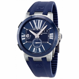 Ulysse Nardin 243-00-3/43 Executive Dual Time Mens Automatic Watch
